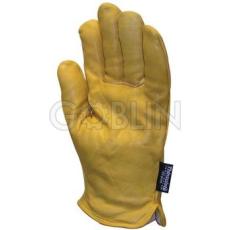 Euro Protection Alaska: sárga borjúbõr kesztyû, 3M Thinsulate® polárbéléssel (hideg klíma és kontakt...