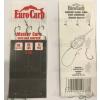 Eurocarp előkötött feeder előke csaliszigonnyal Master Carp-8 10cm 15lbs