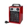 Eurom hősugárzó ventilátoros 660-1320-2000 W EK2001