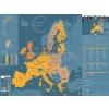 Euróövezet térképe