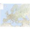 Európa domborzati falitérkép - Kümmerly+Frey