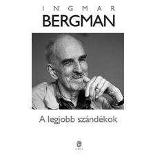 Európa Könyvkiadó A LEGJOBB SZÁNDÉKOK regény