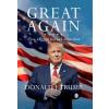 Európa Könyvkiadó Donald J. Trump: GREAT AGAIN - Újra naggyá tesszük Amerikát