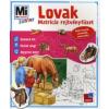 Eva Dix Lovak - Matricás rejtvényfüzet