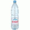 Evian Ásványvíz 1,5 l szénsavmentes, eldobható palackban