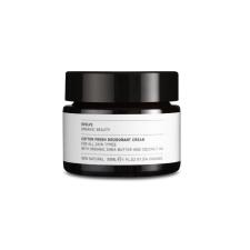 Evolve Organic Beauty Cotton Fresh dezodor krém 30 ml dezodor