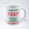 Évszámos bögre 19, 1997.