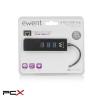 Ewent ew1140 usb hub + ethernet port
