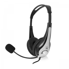 Ewent EW3562 fülhallgató, fejhallgató