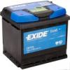 EXIDE 50Ah EXIDE Excell EB500 autó akkumulátor jobb+