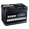 EXIDE ECM EL600 60Ah 540A start-stop autó akkumulátor