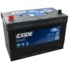 EXIDE Excell EB955 95Ah 720A ASIA bal+ autó akkumulátor