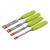 Extol Extol Craft favéső készlet műanyag nyél, bliszteren ; 4db-os: 6-12-18-24mm