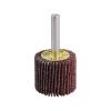 Extol lamellás csiszoló, csapos, 6 mm befogás, Alu-Oxid, 40×30mm; P120 (Lamellás csiszoló)