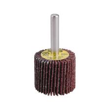 Extol lamellás csiszoló, csapos, 6 mm befogás, Alu-Oxid, 40×30mm; P120 (Lamellás csiszoló) féktárcsa