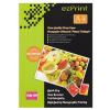 EzPrint Glossy Fotópapír A4 100lap / 120Gr