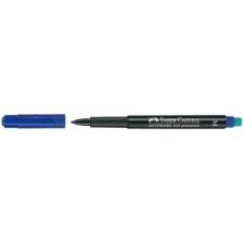 Faber-Castell Alkoholos marker FABER-CASTELL M 1 mm kék filctoll, marker