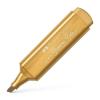 Faber-Castell Szövegkiemelő, 1-5 mm, FABER-CASTELL  TL 46 , metál arany
