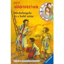 Fabian Lenk MICHELANGELO ÉS A HALÁL SZÍNE - IDŐDETEKTÍVEK 9. gyermek- és ifjúsági könyv