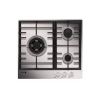 Fagor Gáz Főzőlap FAGOR 6FI-3GLSTX 60 cm Rozsdamentes acél (3 tűzhelyek)