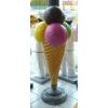 Fagyi-Gombócos fagylalt-145 cm-talppal egybe dolgozott