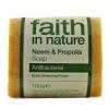 Faith in Nature szappan Neemfa és propolisz