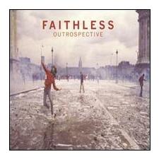 FAITHLESS - Outrospective CD egyéb zene