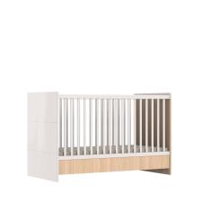 FAKTUM Alda Classic - Átalakítható babaágy, kiságy rágásvédővel kiságy, babaágy