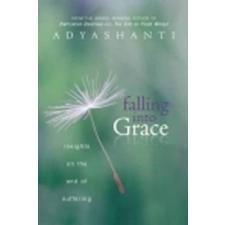 Falling into Grace –  Adyashanti idegen nyelvű könyv