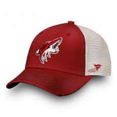 Fanatics Branded Arizona Coyotes baseball sapka True Classic Washed Trucker