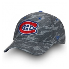 Fanatics Branded Montreal Canadiens baseball sapka Made2Move Camo Flex - S/M