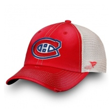 Fanatics Branded Montreal Canadiens baseball sapka True Classic Washed Trucker