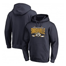 Fanatics Branded Nashville Predators fĂŠrfi kapucnis pulóver black Hometown Collection - XL