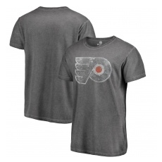Fanatics Branded Philadelphia Flyers fĂŠrfi póló grey Fanatics Branded Shadow Washed Logo - XXXL