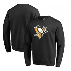 Fanatics Branded Pittsburgh Penguins fĂŠrfi pulóver black Primary Team Logo - L