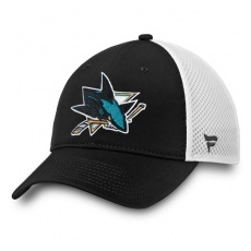 Fanatics Branded San Jose Sharks baseball sapka Iconic Maze Trucker