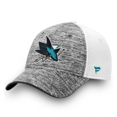 Fanatics Branded San Jose Sharks baseball sapka Iconic Speed Flex - L/XL