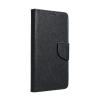 Fancy flip Fancy Huawei P40 Lite E fekete flip oldalra nyíló tok