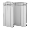 Faral Biasi tagosítható alumínium radiátor 600/6 tag