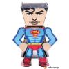 Fascinations Metal Earth DC Igazság Ligája - Superman mini modell