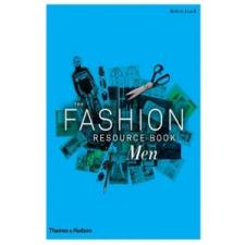 Fashion Resource Book: Men – Robert Leach idegen nyelvű könyv