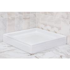 Favorit 'Step szögletes zuhanytálca, több méretben' kád, zuhanykabin