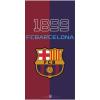 FCB, FC Barcelona fürdőlepedő strand törölköző 70*140cm