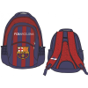 FCB, FC Barcelona Iskolatáska, táska FCB, FC Barcelona 44 cm