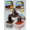 FEEDER Pellet Method box méz 500g+100g