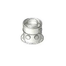 FÉG ACCN067P függőleges indító elem hagyományos gázkazánokhoz 60/100 mm kazán