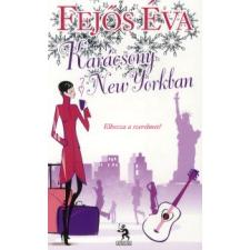 Fejős Éva Karácsony New Yorkban regény