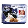 Felix Fantastic - Falatok aszpikban  csirke-marhahús 4 x 100 g