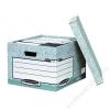 FELLOWES Archiváló konténer, karton, nagy, BANKERS BOX® SYSTEM by FELLOWES® (IFW01810)
