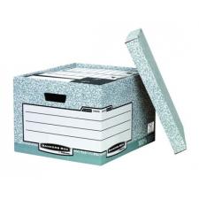 """FELLOWES Archiváló konténer, karton, nagy, """"BANKERS BOX® S irattartó"""